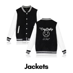 lil peep jackets