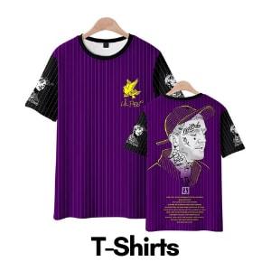 lil peep t-shirts