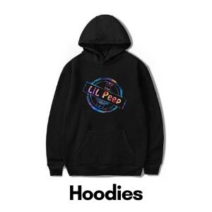 lil peep hoodies